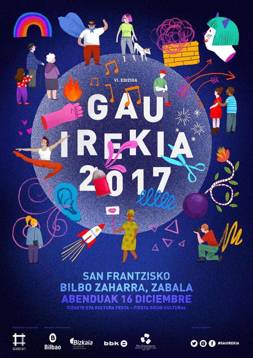 Gauirekia-2017_cartel